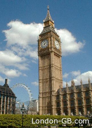 Houses of Parliament (Big Ben)