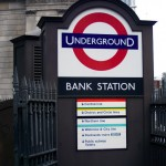 Bank Underground station entrance