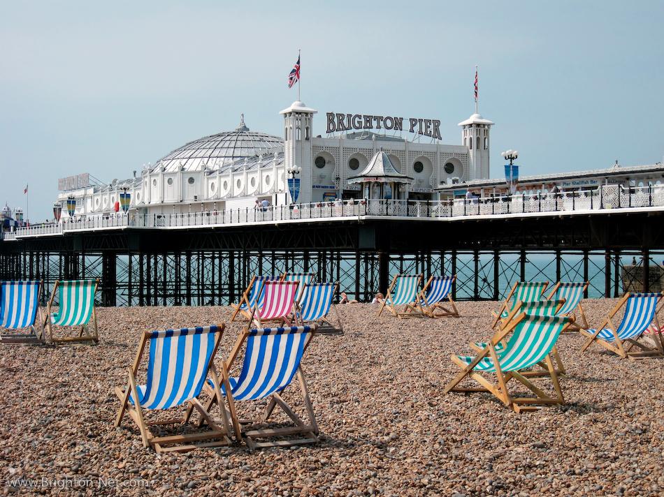 Brighton Pier (Palace Pier)